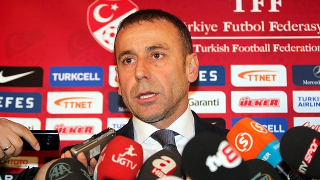 Abdullah Avci ist nicht mehr Coach der Türkei.