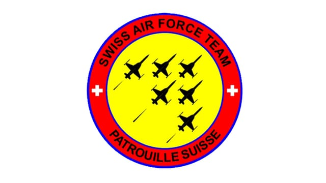 Emblem der Patrouille Suisse