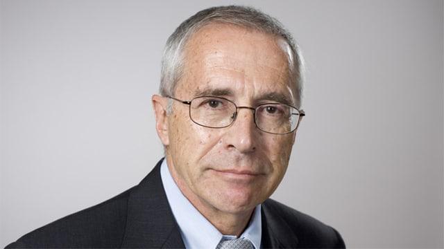 Porträt Michel Féraud.