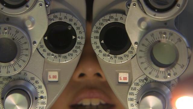 Video «Boom der Kurzsichtigkeit» abspielen