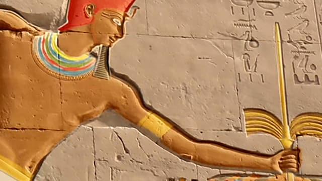 Video «Das Alte Ägypten: Im Zeichen des Sonnengottes (3/4)» abspielen