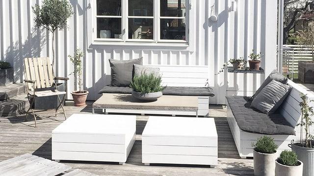 Mach deine Terrasse zu einem Hingucker