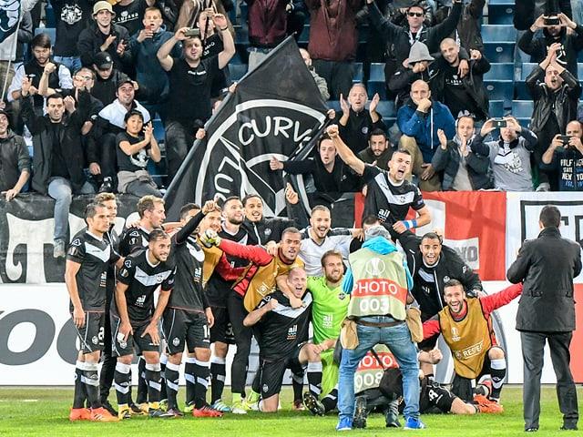 Vor zwei Jahren überzeugte Lugano auf internationaler Bühne.