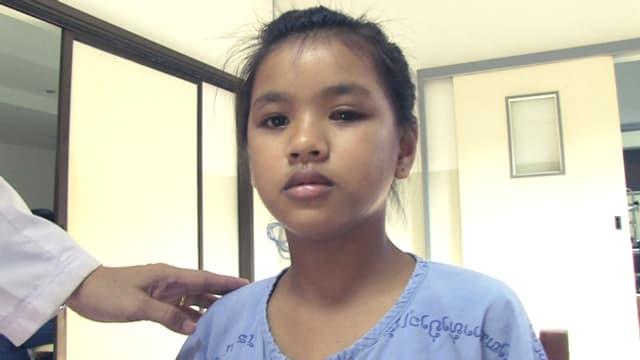 Video «Samphone kann wieder sehen» abspielen