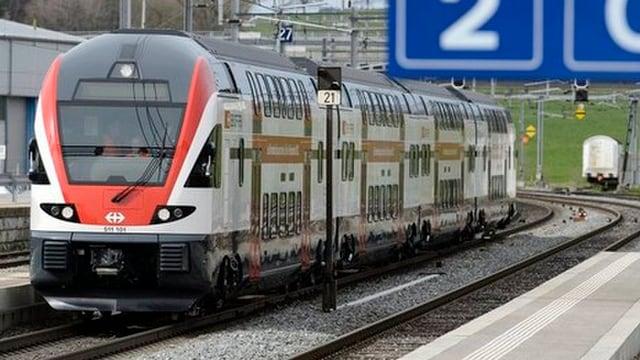 tren sin il binari