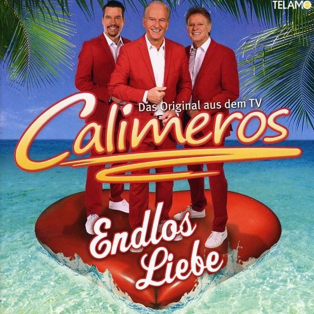 Die Calimeros auf ihrem CD Cover.