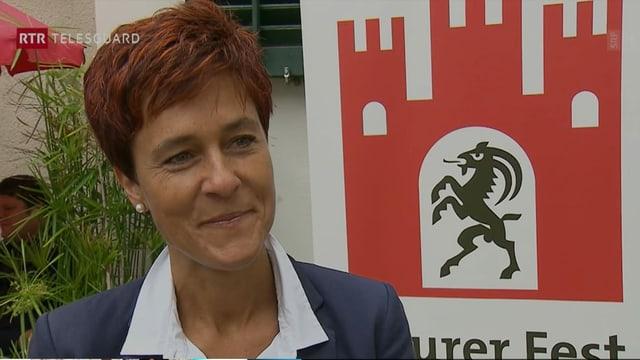 Andrea Thür-Sutter.
