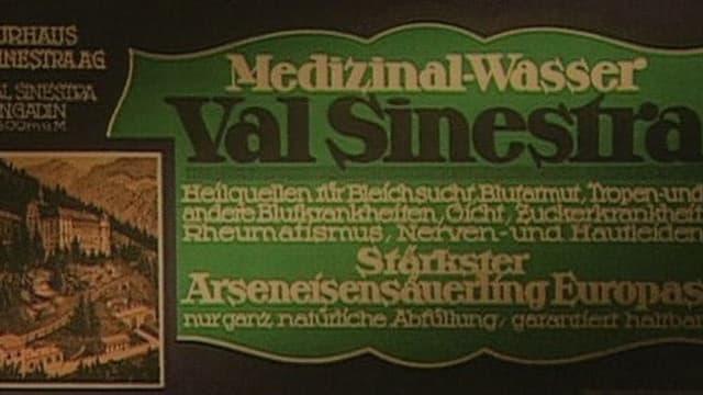 Val Sinestra - logo
