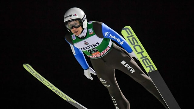 Ammann übersteht Qualifikation in Kuusamo