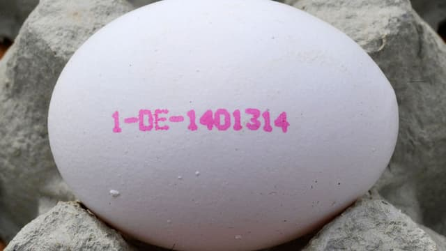 Von welchem Hof stammt mein Ei