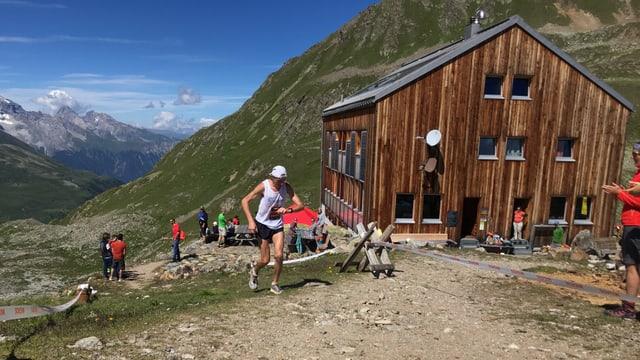 Impressiuns dal Swissalpine Marathon 2016.