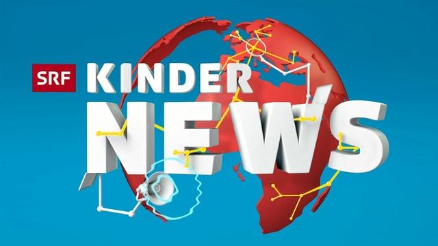 Logo von SRF Kinder News, der Nachrichtensendung für Kinder