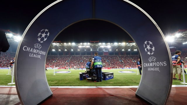Die Champions League gibt es auch weiterhin live auf SRF zu sehen.