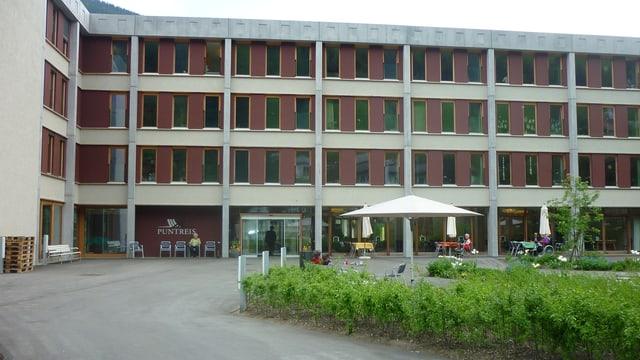 Il center da sanadad Puntreis a Mustér.