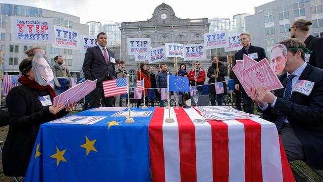 WTO, Gatt, TTIP – wie bitte?