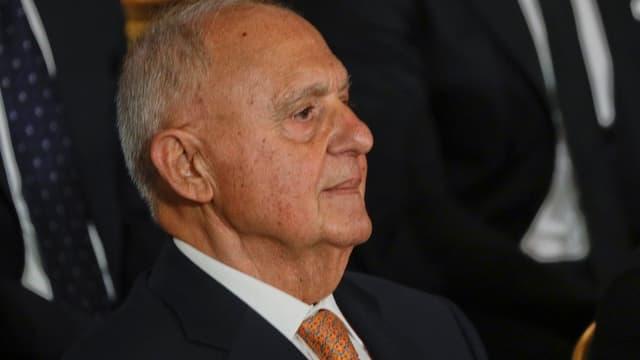 Paolo Savona, Italiens neuer Europa-Minister.