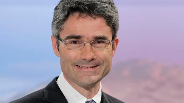 Bündner Regierungsrat Mario Cavigelli.