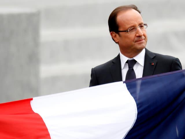 Frankreichs Präsident François Hollande.