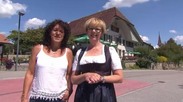 Video «Berner Mittelland – Tag 3 – Landgasthof Bären, Frauenkappelen» abspielen