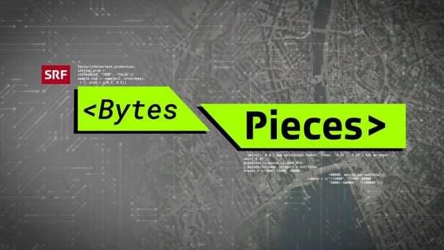 Keyvisual Bytes/Pieces