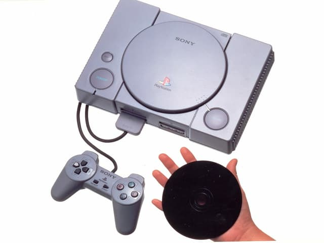 playstation 1 mit Controller