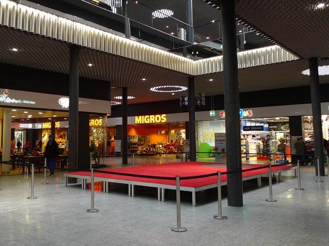 Einkaufszentrum Stücki, Basel