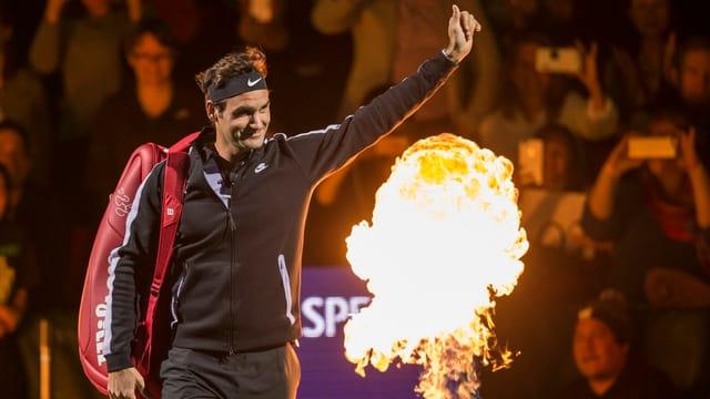 Roger Federer ist in Sachen Preisgeld die Nummer 1.