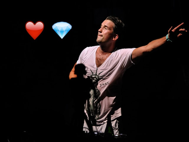 DJ Antoine.