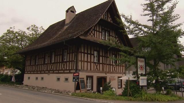 Video «Kanton Zürich – Tag 4 – Restaurant Spycher, Mettmenstetten» abspielen