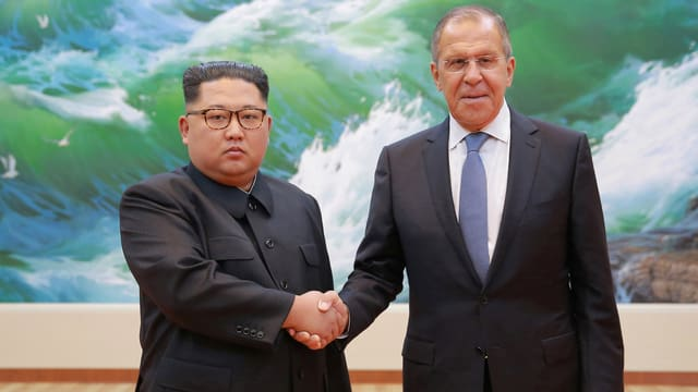 Kim will atomar abrüsten