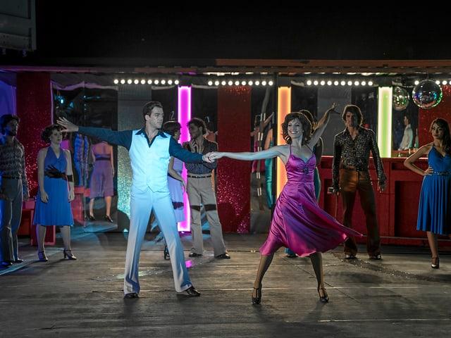 Tanzwettbewerb