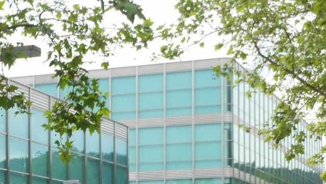 Gebäude der Fachhochschule