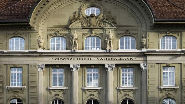 Nationalbank erzielt Gewinn von 49 Milliarden