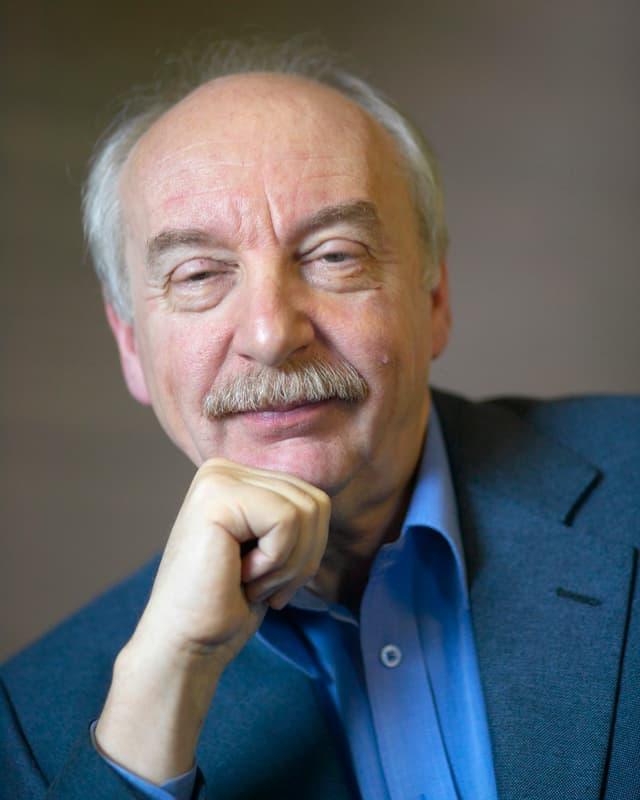 Der Pychologe ist Direktor am Max-Planck-Institut für Bildungsforschung, Autor und mehrfach ausgezeichneter Forscher.