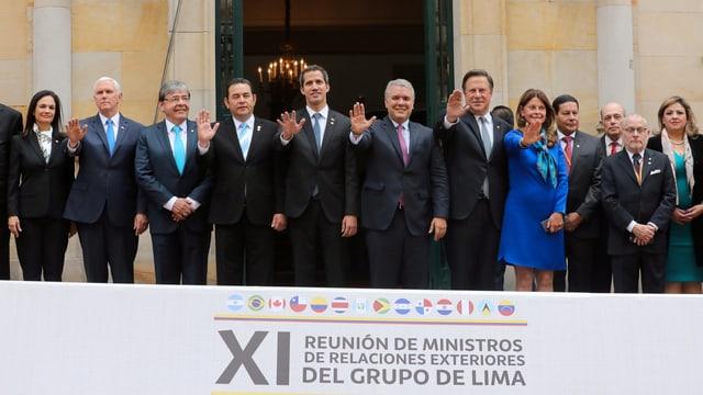 Die Lima-Gruppe besteht seit 2017