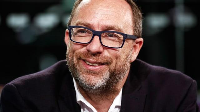 Porträt Jimmy Wales