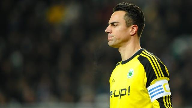 Diego Benaglio musste das 0:1 auf seine Kappe nehmen.