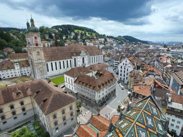 Klosterkirche St. Gallen