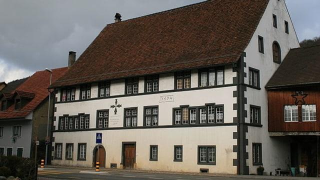 Der Kellerhof in Hornussen