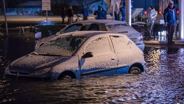 Inundaziuns en Germania.