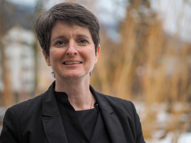 Cornelia Camichel Bromeis, la decana da la Baselgia refurmada dal Grischun