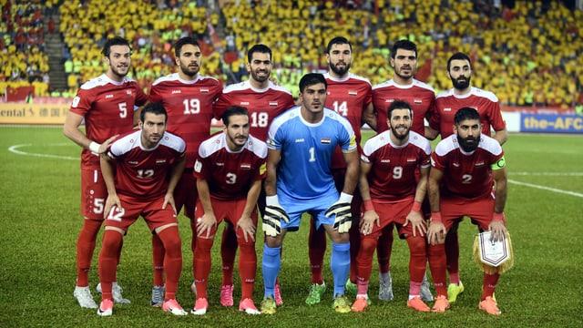 Schafft das Team die Qualifikation für Russland 2018?