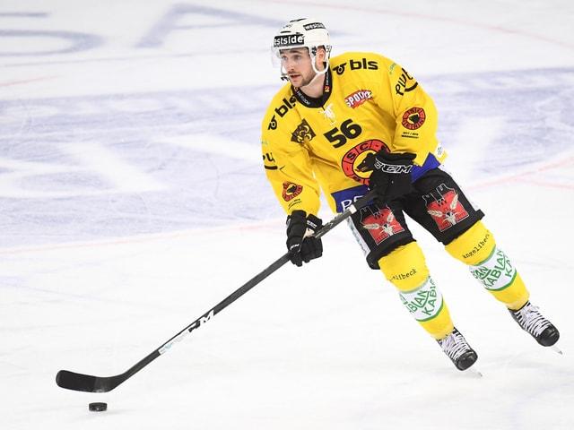 Maxim Noreau wechselt auf nächste Saison die Fronten.