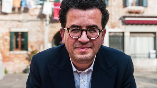 Porträt Hisham Matar