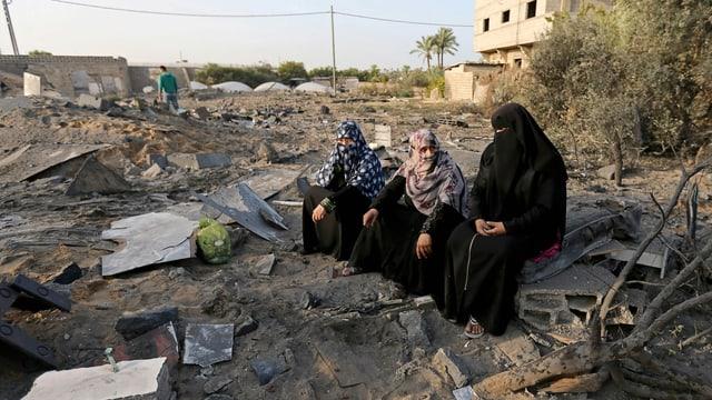 Zahl toter Palästinenser steigt auf 18