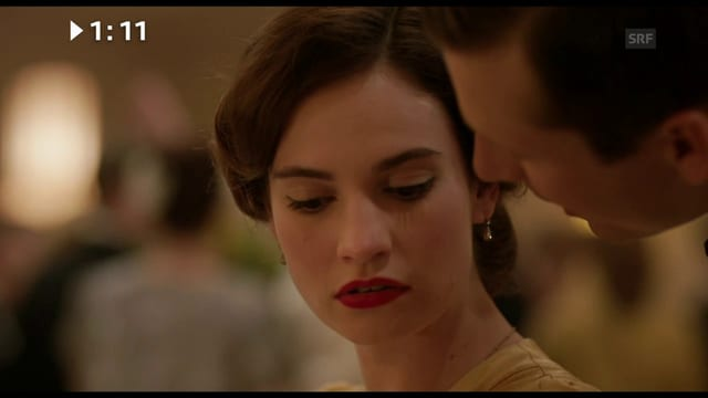 Video «Kinostart diese Woche: «The Guernsey Literary and Potato Peel Pie Society»» abspielen
