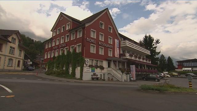Video «Kanton St. Gallen – Tag 5 – Hotel Restaurant Schäfli, Gams» abspielen
