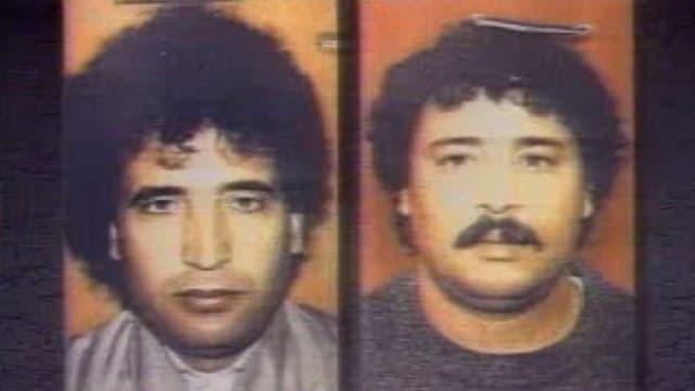 Die beiden Tatverdächtigen