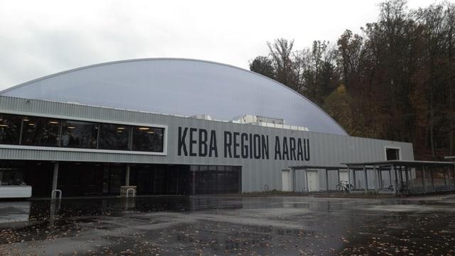 Aussenansicht KEBA.