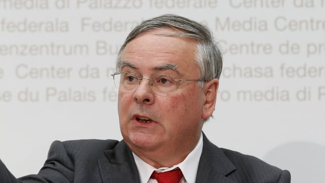 SGV-Präsident Rime.